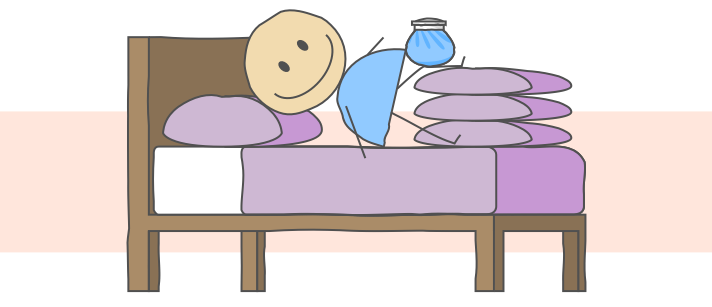 Safe Sleeping Positions After Hip and Knee Replacement Surgery